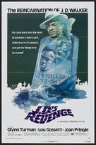 J.D.'s Revenge - Movie Poster (xs thumbnail)
