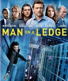 Man on a Ledge - Blu-Ray cover (xs thumbnail)