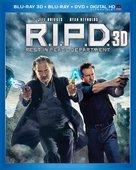 R.I.P.D. - Blu-Ray movie cover (xs thumbnail)