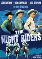 The Night Riders - DVD cover (xs thumbnail)