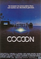 Cocoon - German Movie Poster (xs thumbnail)