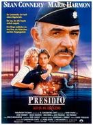 The Presidio - German Movie Poster (xs thumbnail)