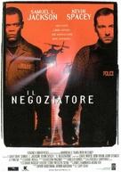The Negotiator - Italian Movie Poster (xs thumbnail)