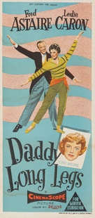 Daddy Long Legs - Australian Movie Poster (xs thumbnail)