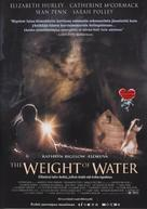 The Weight of Water - Finnish Movie Poster (xs thumbnail)