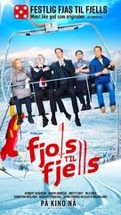 Fjols til Fjells - Norwegian Movie Poster (xs thumbnail)