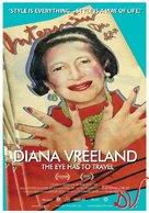 Diana Vreeland: The Eye Has to Travel - Dutch Movie Poster (xs thumbnail)