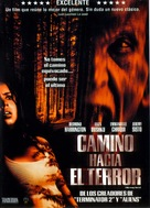 Wrong Turn - Argentinian Movie Cover (xs thumbnail)