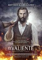Free State of Jones - Argentinian Movie Poster (xs thumbnail)