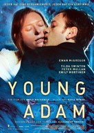 Young Adam - German Movie Poster (xs thumbnail)