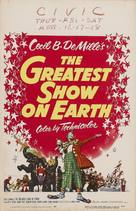 The Greatest Show on Earth - poster (xs thumbnail)