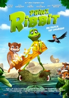Ribbit - German Movie Poster (xs thumbnail)
