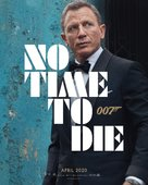 No Time to Die - Movie Poster (xs thumbnail)