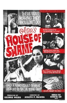 Olga's House of Shame - Movie Poster (xs thumbnail)
