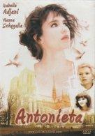Antonieta - DVD cover (xs thumbnail)
