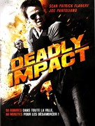 Deadly Impact - French DVD movie cover (xs thumbnail)