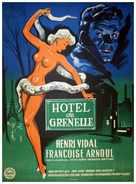Quai de Grenelle - Danish Movie Poster (xs thumbnail)
