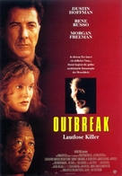 Outbreak - German Theatrical movie poster (xs thumbnail)