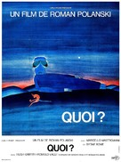 Che? - French Movie Poster (xs thumbnail)