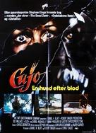 Cujo - Danish Movie Poster (xs thumbnail)