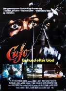 Cujo - Danish Movie Poster (xs thumbnail)