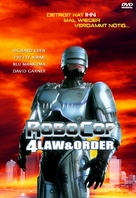 """Robocop: Prime Directives"" - German Movie Cover (xs thumbnail)"
