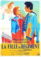 Die Tochter der Kompanie - French Movie Poster (xs thumbnail)