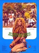 Quando le donne avevano la coda - French Movie Poster (xs thumbnail)