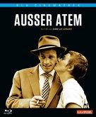 À bout de souffle - German Blu-Ray cover (xs thumbnail)