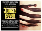 Jungle Fever - British Movie Poster (xs thumbnail)