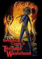 Sleepaway Camp III: Teenage Wasteland - German DVD cover (xs thumbnail)