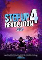Step Up Revolution - Italian Movie Poster (xs thumbnail)