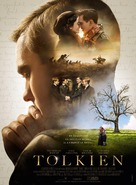 Tolkien - French Movie Poster (xs thumbnail)