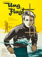 Les quatre cents coups - Danish Movie Poster (xs thumbnail)