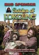 Il Soldato Di Ventura - DVD cover (xs thumbnail)