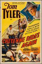 Cheyenne Rides Again - Movie Poster (xs thumbnail)