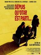 Depuis qu'Otar est parti... - French poster (xs thumbnail)