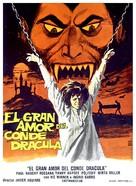 Dracula's Virgin Lovers - Spanish Movie Poster (xs thumbnail)