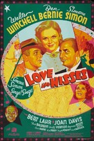 Love and Hisses - Movie Poster (xs thumbnail)