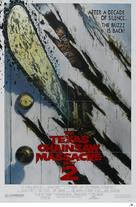 The Texas Chainsaw Massacre 2 - Movie Poster (xs thumbnail)