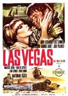 Las Vegas, 500 millones - Yugoslav Movie Poster (xs thumbnail)