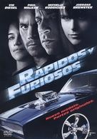 Fast & Furious - Argentinian Movie Cover (xs thumbnail)