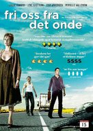 Fri os fra det onde - Norwegian DVD cover (xs thumbnail)