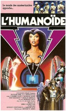 L'umanoide - French VHS cover (xs thumbnail)