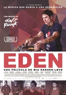 Eden - Mexican Movie Poster (xs thumbnail)