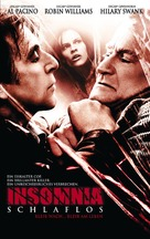 Insomnia - German Movie Poster (xs thumbnail)