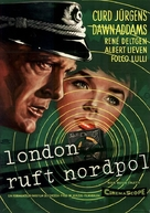 Londra chiama Polo Nord - German Movie Poster (xs thumbnail)
