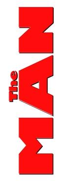 The Man - Logo (xs thumbnail)