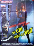 Out of the Dark - French Movie Poster (xs thumbnail)