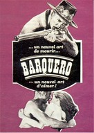 Barquero - French Movie Cover (xs thumbnail)